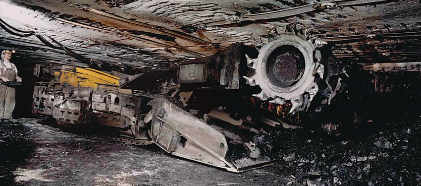 Underground - Room and Pillar