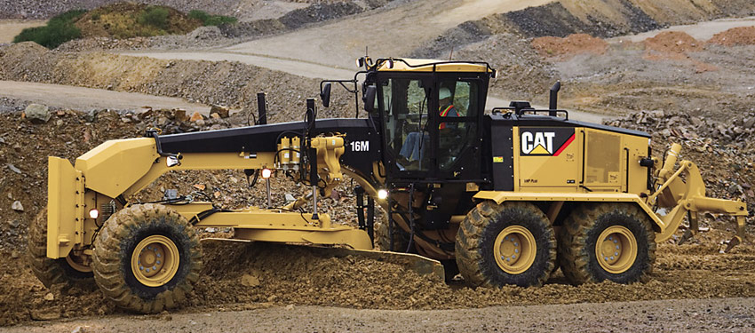 Cat® Motor Graders in UAE, Kuwait, Qatar, Oman & Bahrain