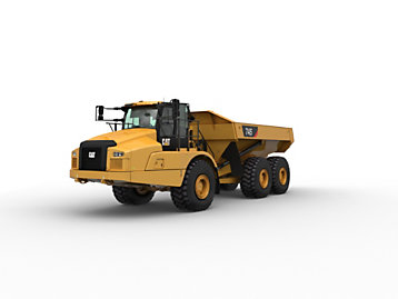 ARTICULATED TRUCKS - Cat Heavy Equipment Services - Al Bahar