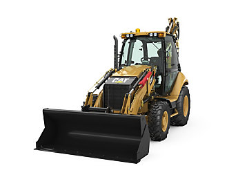 BACKHOE LOADER - Cat Heavy Equipment Services - Al Bahar