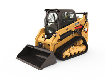 MULTI TERRAIN LOADERS - Cat Heavy Equipment Services - Al Bahar