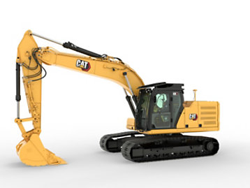 TRACK EXCAVATORS - Cat Heavy Equipment Services - Al Bahar