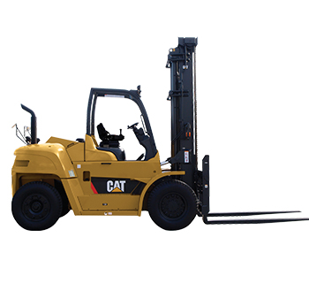 FORKLIFTS - Cat Heavy Equipment Services - Al Bahar