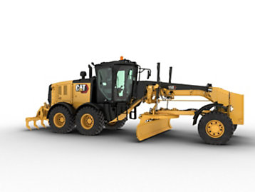 MOTOR GRADERS - Cat Heavy Equipment Services - Al Bahar