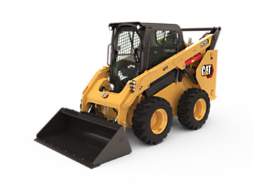 SKID STEER LOADERS - Cat Heavy Equipment Services - Al Bahar