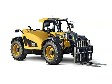 TELEHANDLER - Cat Heavy Equipment Services - Al Bahar