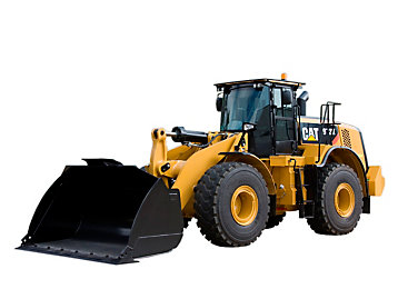 WHEEL LOADER - Cat Heavy Equipment Services - Al Bahar