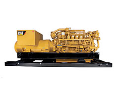Used power system - Construction equipment