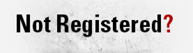Not registered