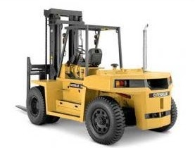 Forklifts: Straight Mast