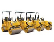 Cat CB22 Utility Roller