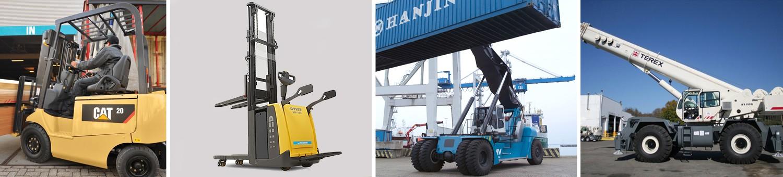 CAT® Material Handling Equipment - UAE, Kuwait, Qatar, Oman, Bahrain
