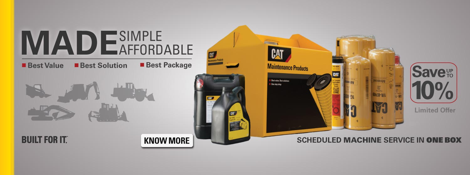 Cat Preventive Maintenance Kits