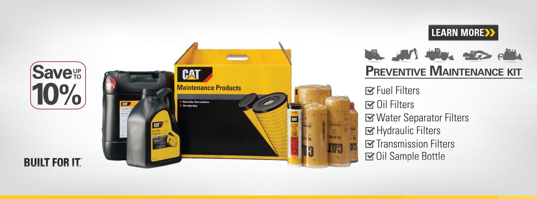 Cat Preventive Maintenance Kits