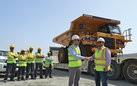 Al Bahar hands over rebuilt Cat quarry truck