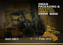 OMAN PACKAGING & MATERIAL HANDLING SHOW