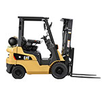 Cat-LPG-Forklift forklift for sale