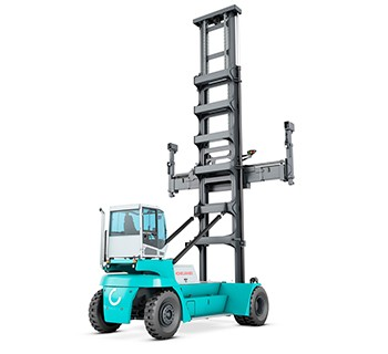 EMPTY CONTAINER LIFT TRUCKS, 8 – 10 TONS lifted trucks