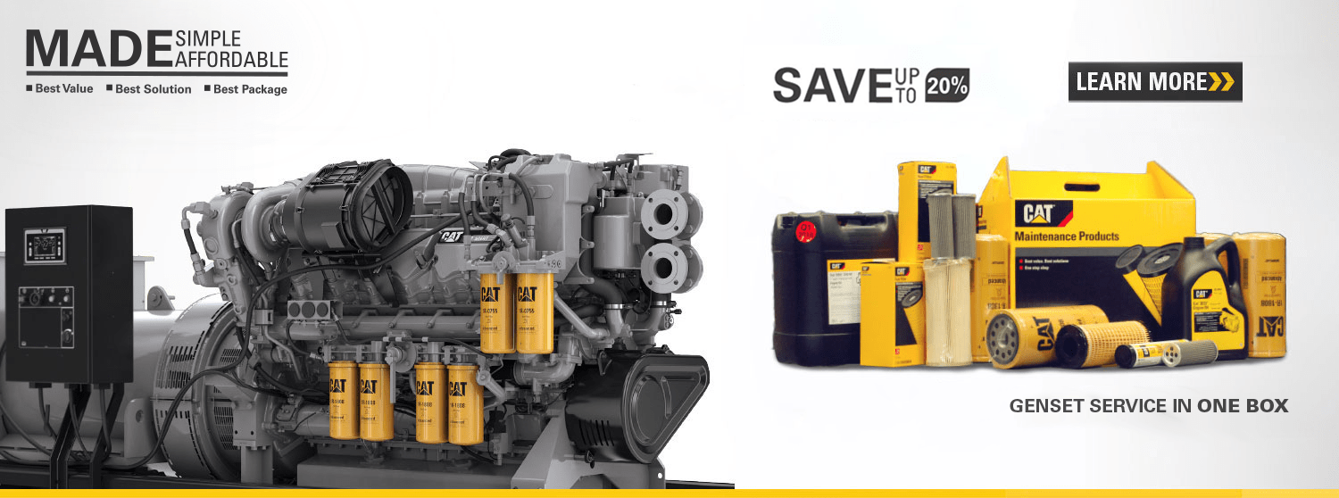 Cat Preventive Maintenance Kits Gensets