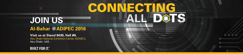 CONNECTING ALL DOTS –  AL-BAHAR AT ADIPEC 2016