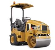 Cat CC24 Utility Roller