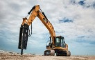 Purpose-Built For Robust Applications in Middle-East, Cat® B-Series Hammers Deliver High Impact Power