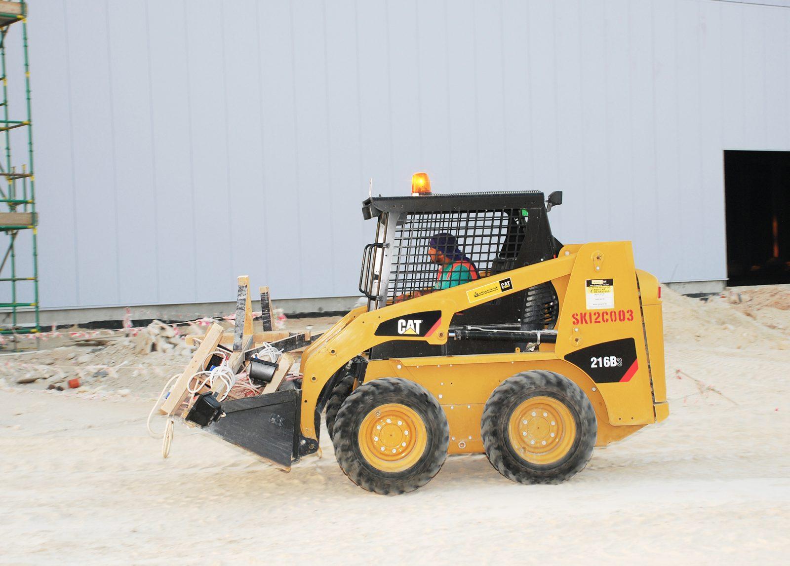 Equipment Maintenance for Skid Steer Loaders - Mohamed