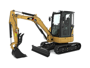 Cat 303.5 Mini Hydraulic Excavator