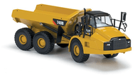 Cat 740 Articluated Dump Truck