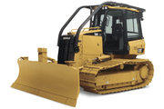 Cat D4K Track-Type Tractor