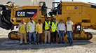 Synonymous to Reliability – Delivery of First Cat PM620 Cold Planer in Middle East by Al-Bahar