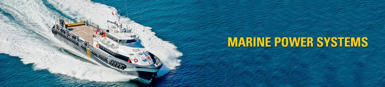 Cat® Marine Power Systems |Al-Bahar in UAE, Kuwait, Qatar, Oman
