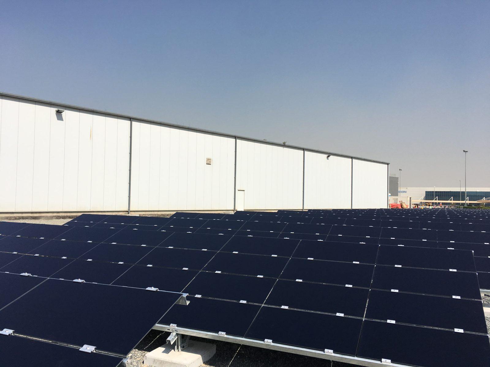 HARNESSING SOLAR ENERGY - Mohamed Abdulrahman Al-Bahar