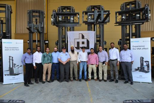 Al Bahar delivers Caterpillar machinery to UAE group