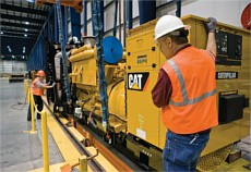 Cat® Diesel Generator Installation and Safety Tips