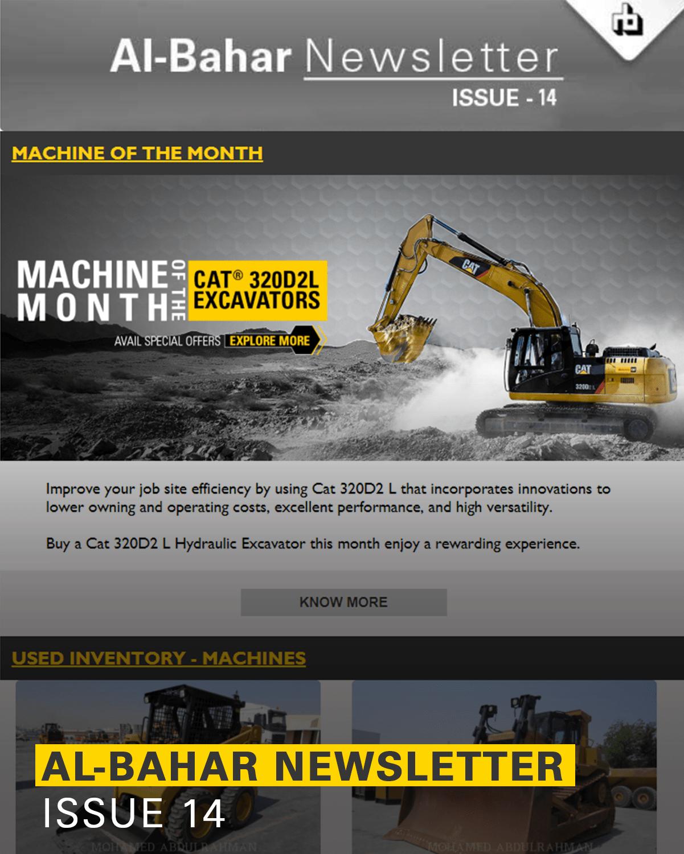 Al-Bahar June 2018 Newsletter