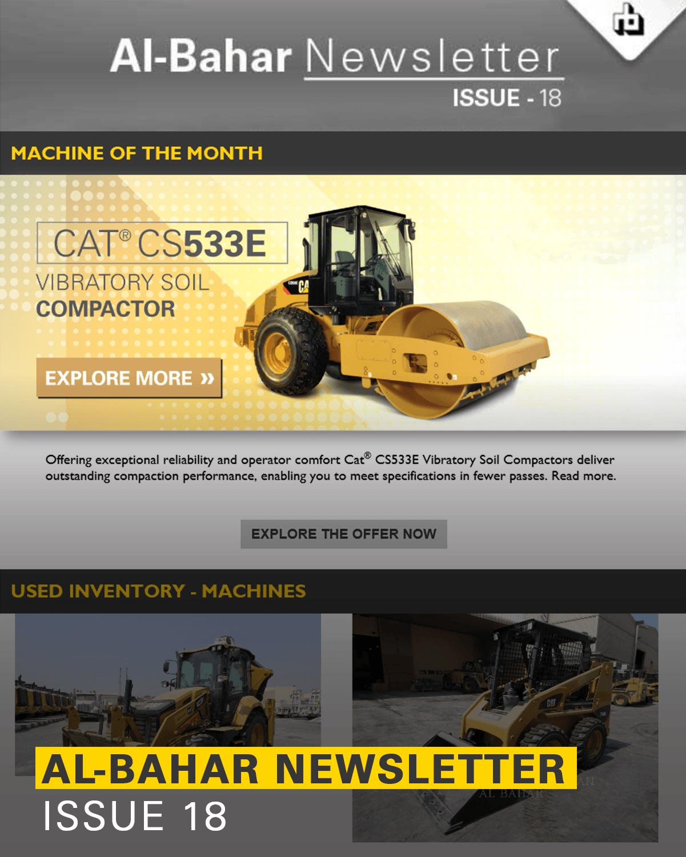 Al-Bahar October 2018 Newsletter