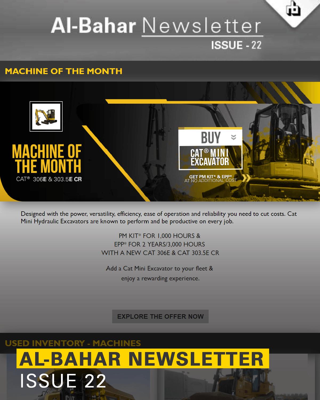 Al-Bahar February 2019 Newsletter