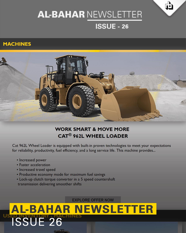 Al-Bahar June 2019 Newsletter