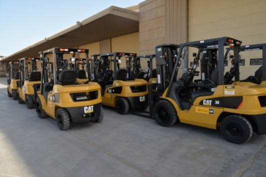 Danube chooses Cat<sup>®</sup> Lift Trucks to strengthen its warehouse equipment fleet