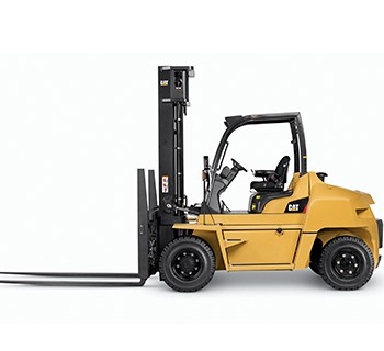 Cat-Diesel-Forklift lifted trucks