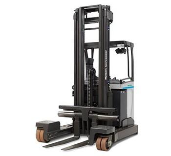 Unicarriers-Reach-truck lifted trucks