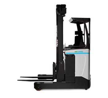 Unicarriers-Reach-truck lifted trucks