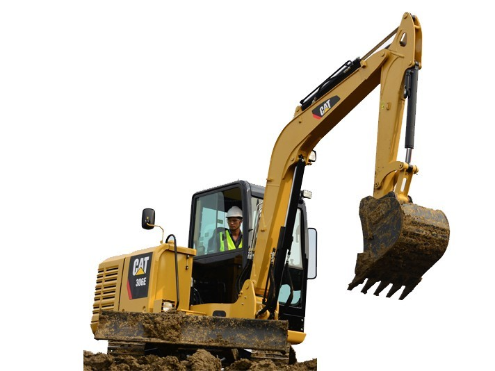 CAT 306E