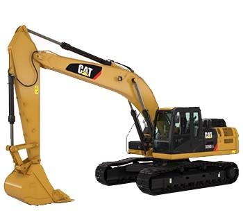Cat 329D