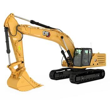 Cat 345GC