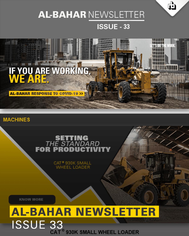 Al-Bahar May 2020 Newsletter