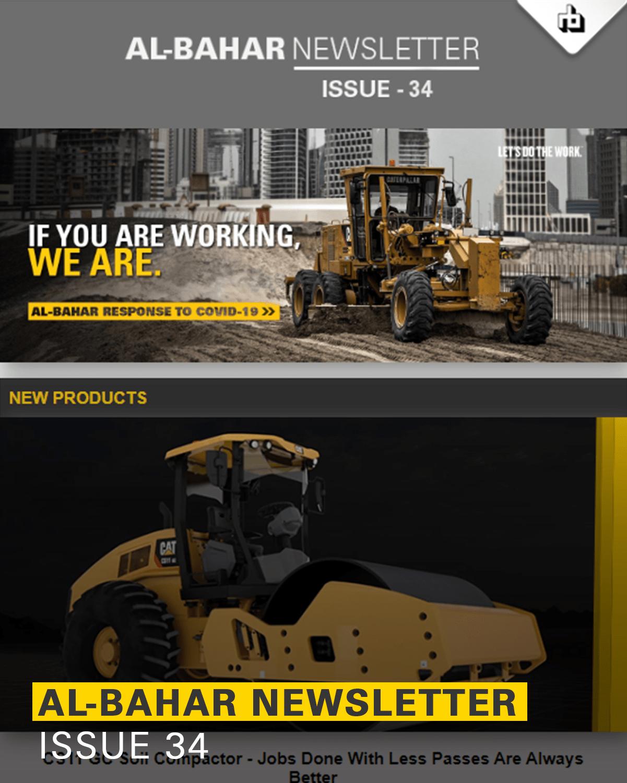 Al-Bahar June 2020 Newsletter