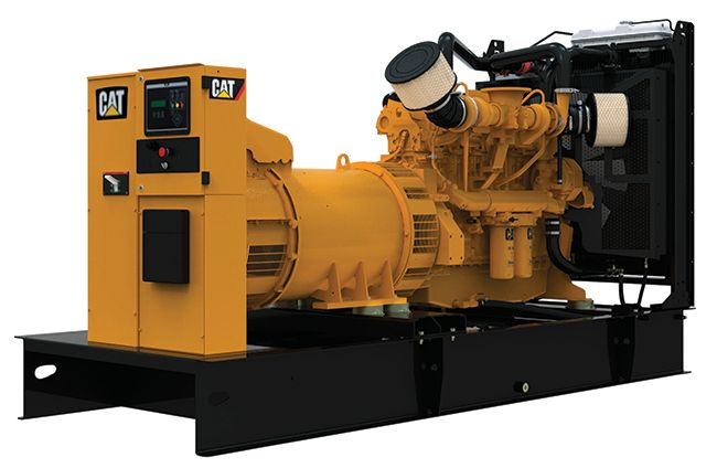 WITH UP TO 37% FOOTPRINT REDUCTION AND HIGHER POWER DENSITY, AL-BAHAR INTRODUCES UPRATED CAT® C18 DIESEL GENERATOR SET