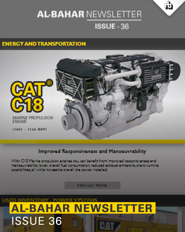 Al-Bahar October 2020 Newsletter